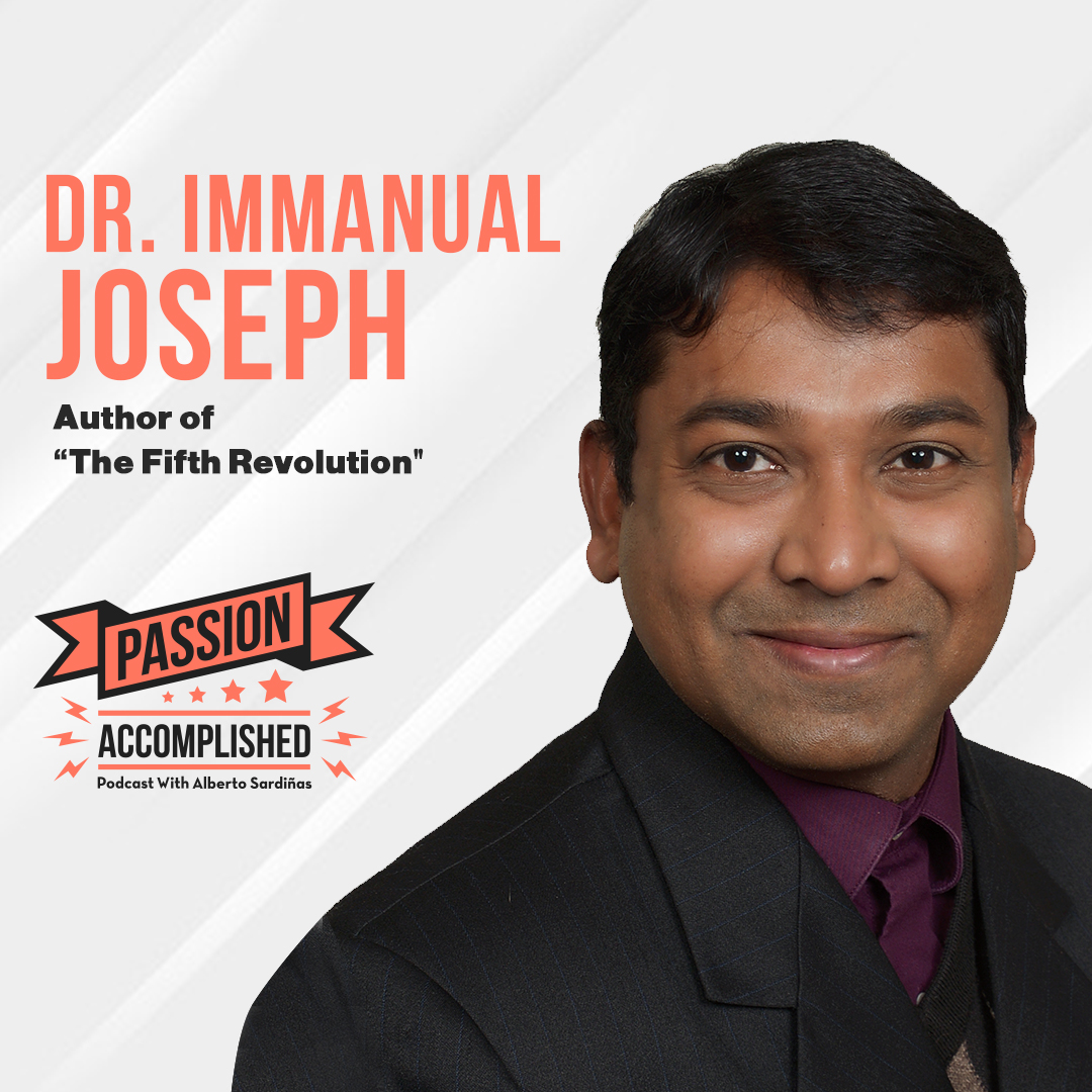 How compassion can reduce your career frustration with Dr. Immanual Joseph
