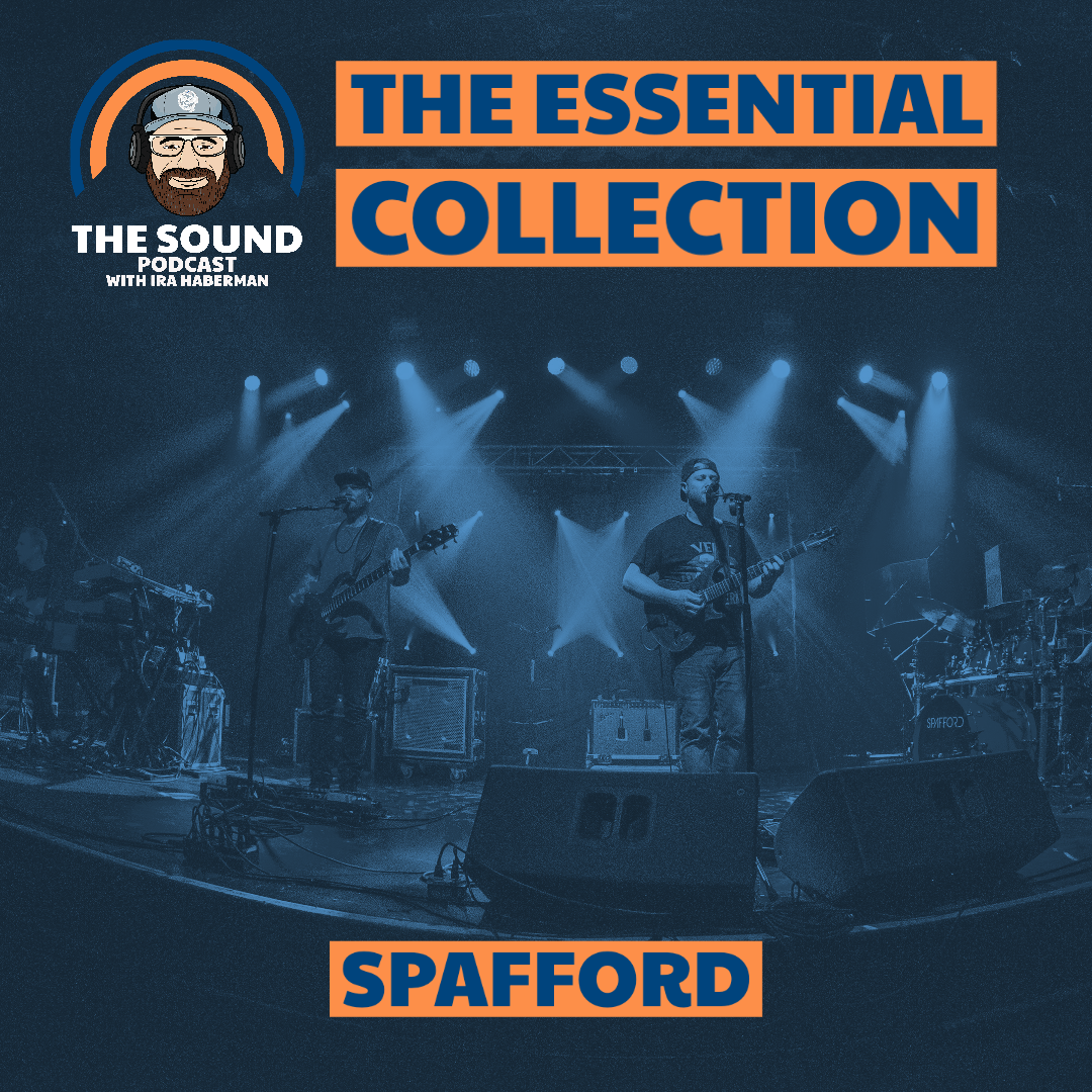 The Sound Podcast - The Essential Collection - Spafford