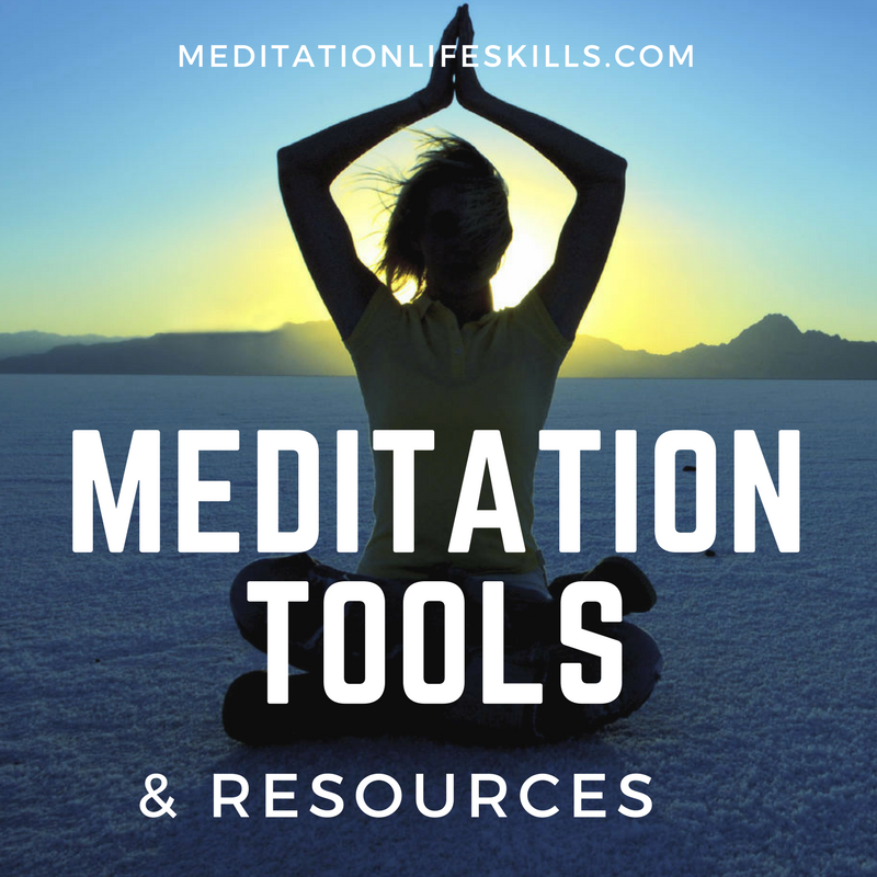 Meditation Life Skills Podcast Newsletter Signup