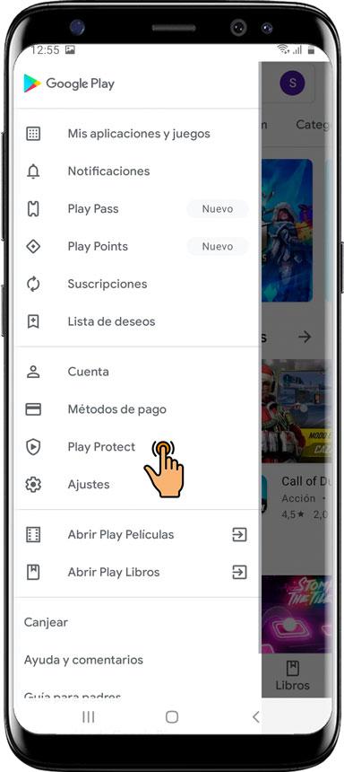 03-Cómo-desactivar-el-servicio-de-Google-Play Protect