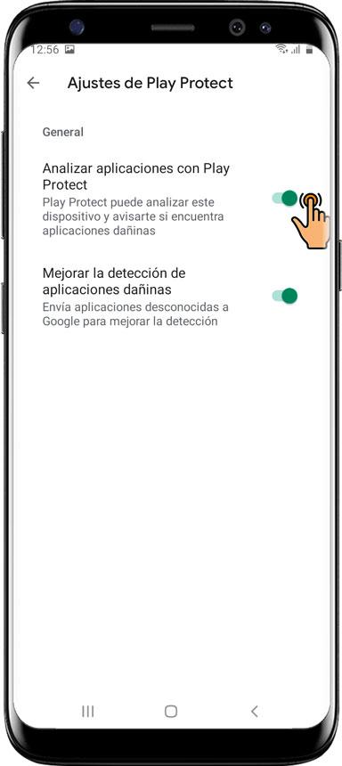 05-Cómo-desactivar-el-servicio-de-Google-Play Protect