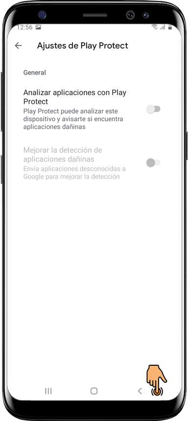 07-Cómo-desactivar-el-servicio-de-Google-Play Protect