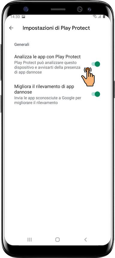 Come installare Hoverwatch per Android