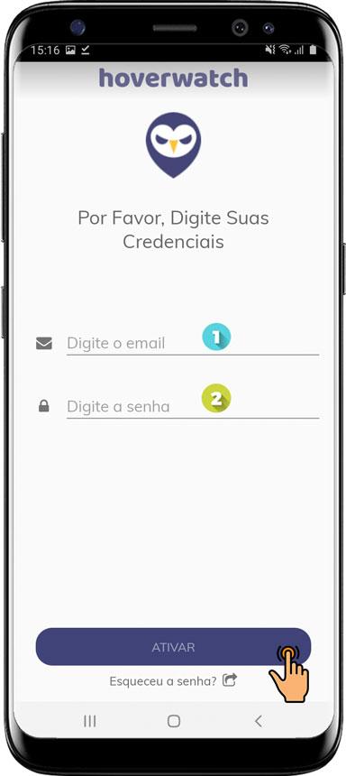 Como Instalar Hoverwatch para Android