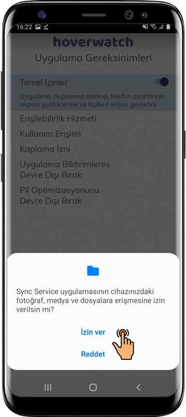 Android için Hoverwatch Nasıl Kurulur