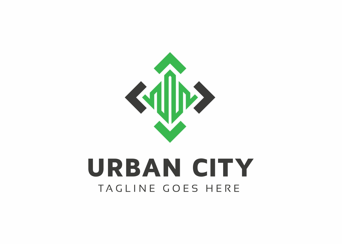 Urban City Logo Template