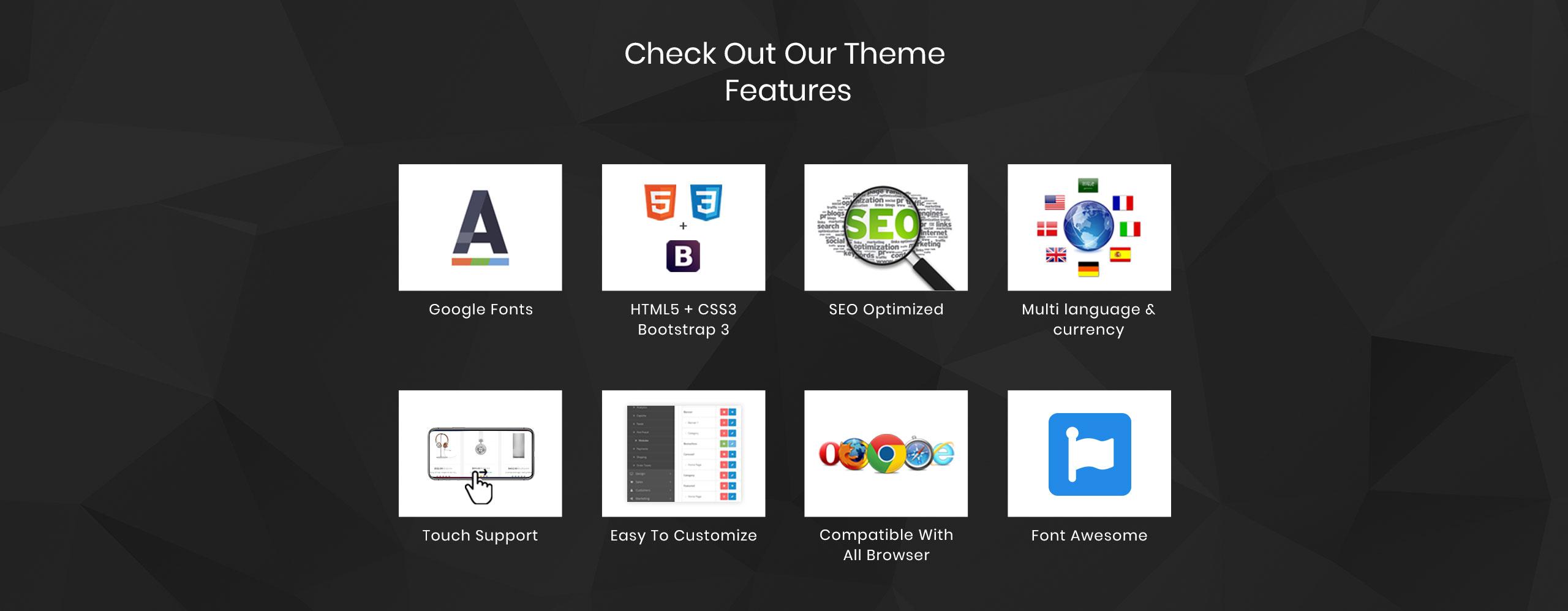 Shoplist OpenCart Theme