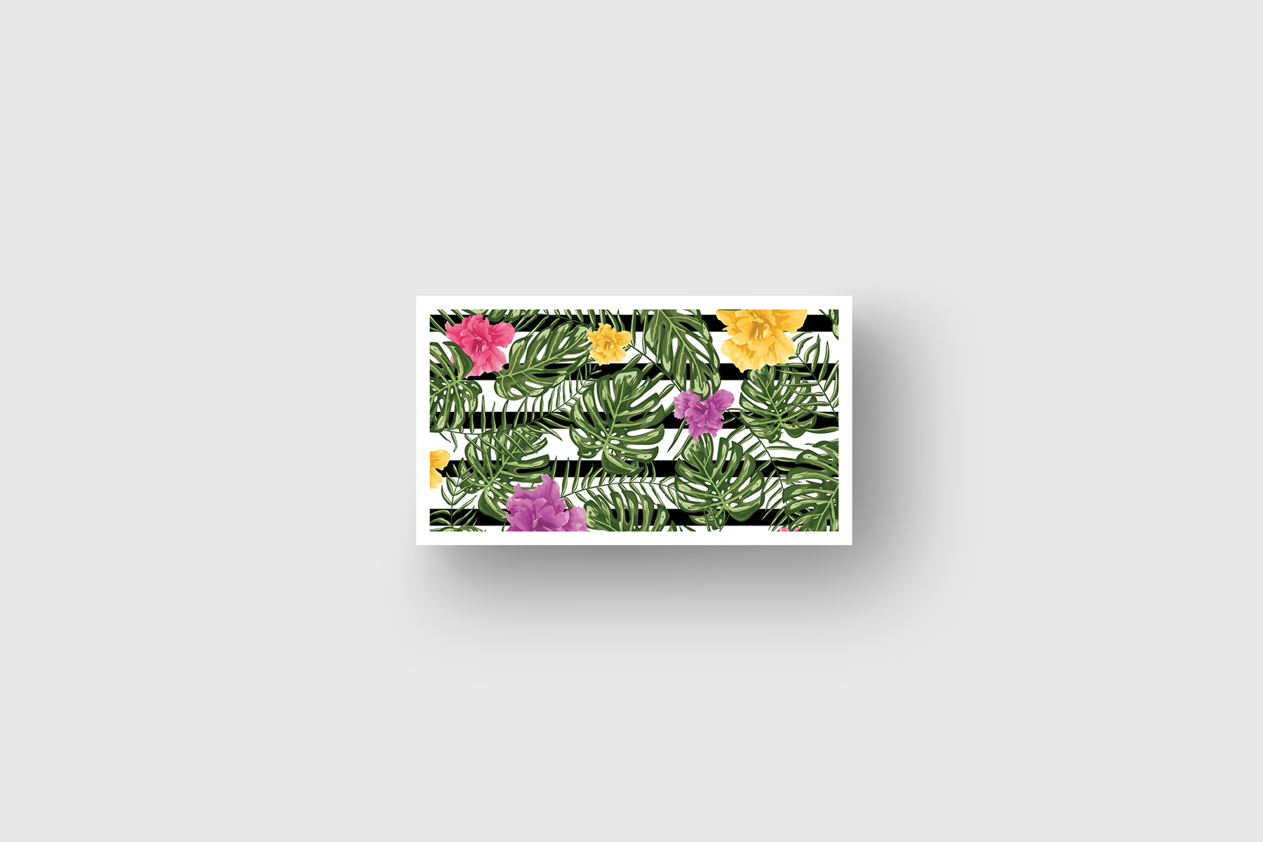 Flowers Business Card Corporate Identity