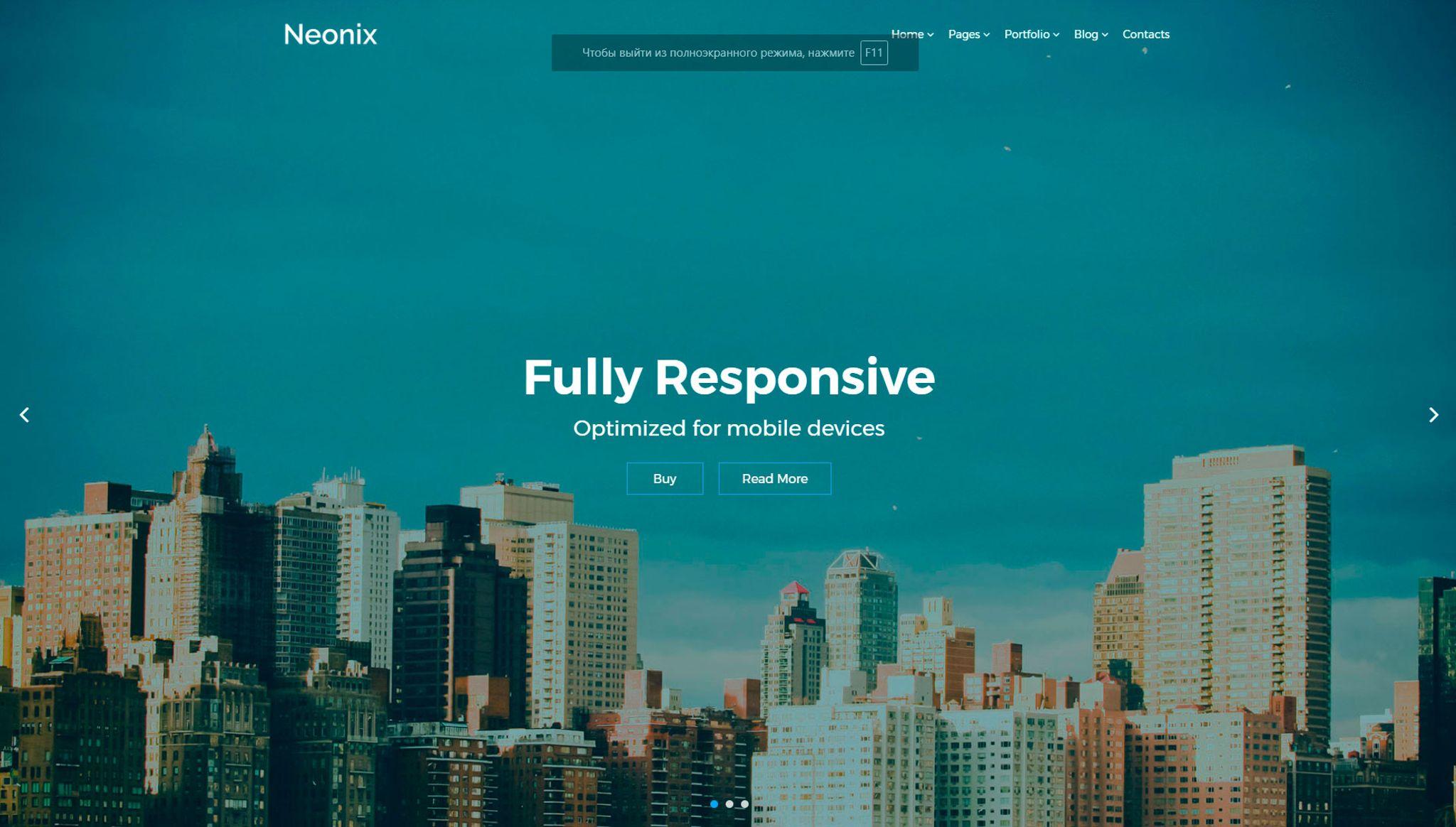 Bootstrap Danışmanlık  Wordpress Teması Büyük Ekran Görüntüsü