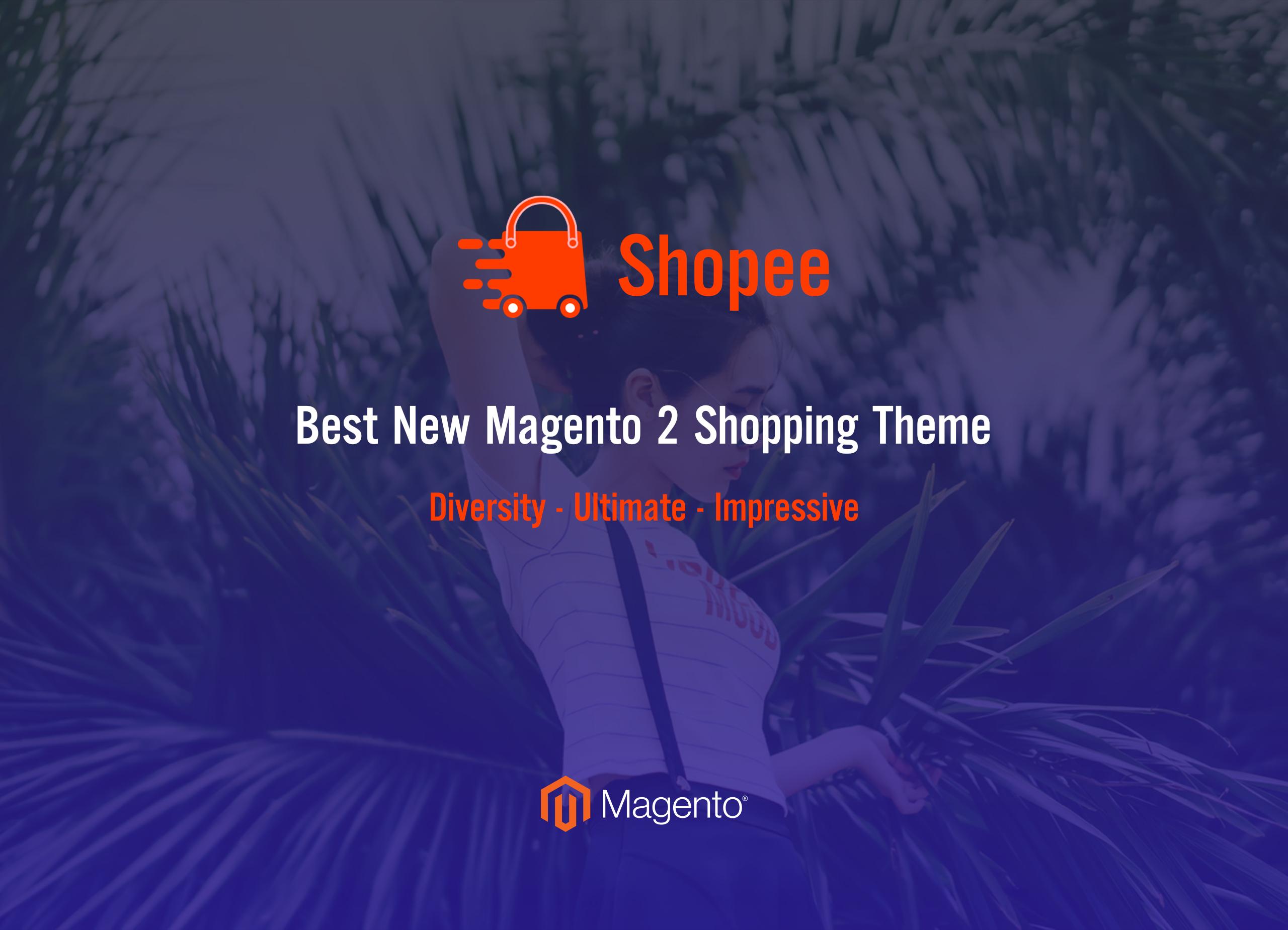 Shopee Magento Theme