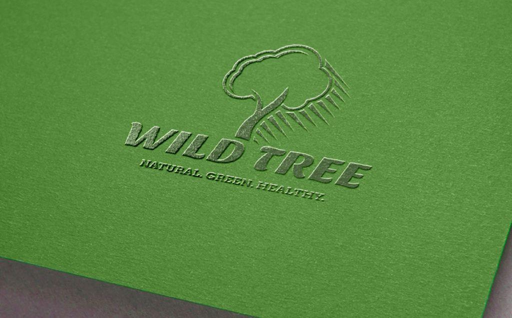 Wild Tree - Logo Template