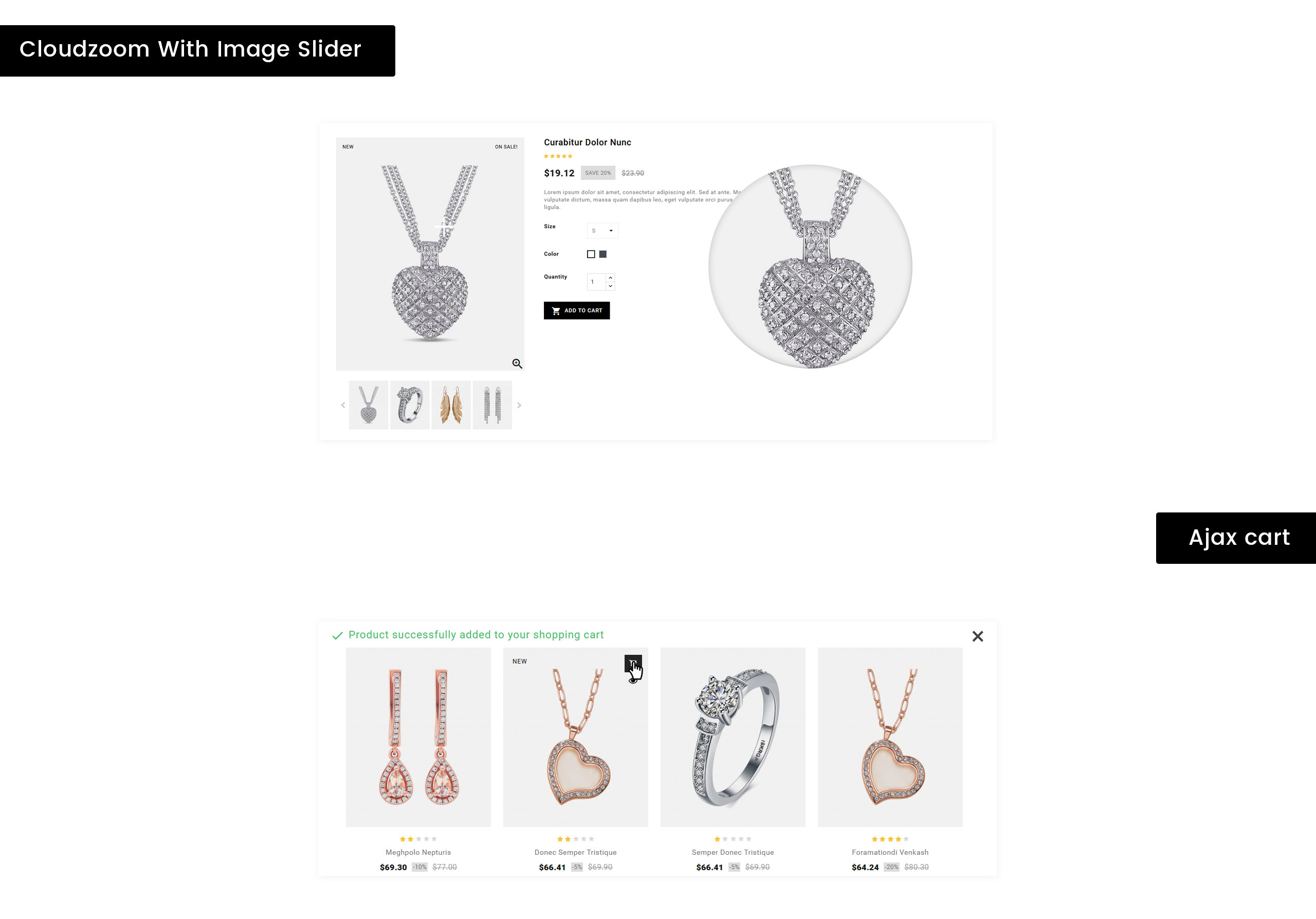 Silkova - Jewelry Store PrestaShop Theme