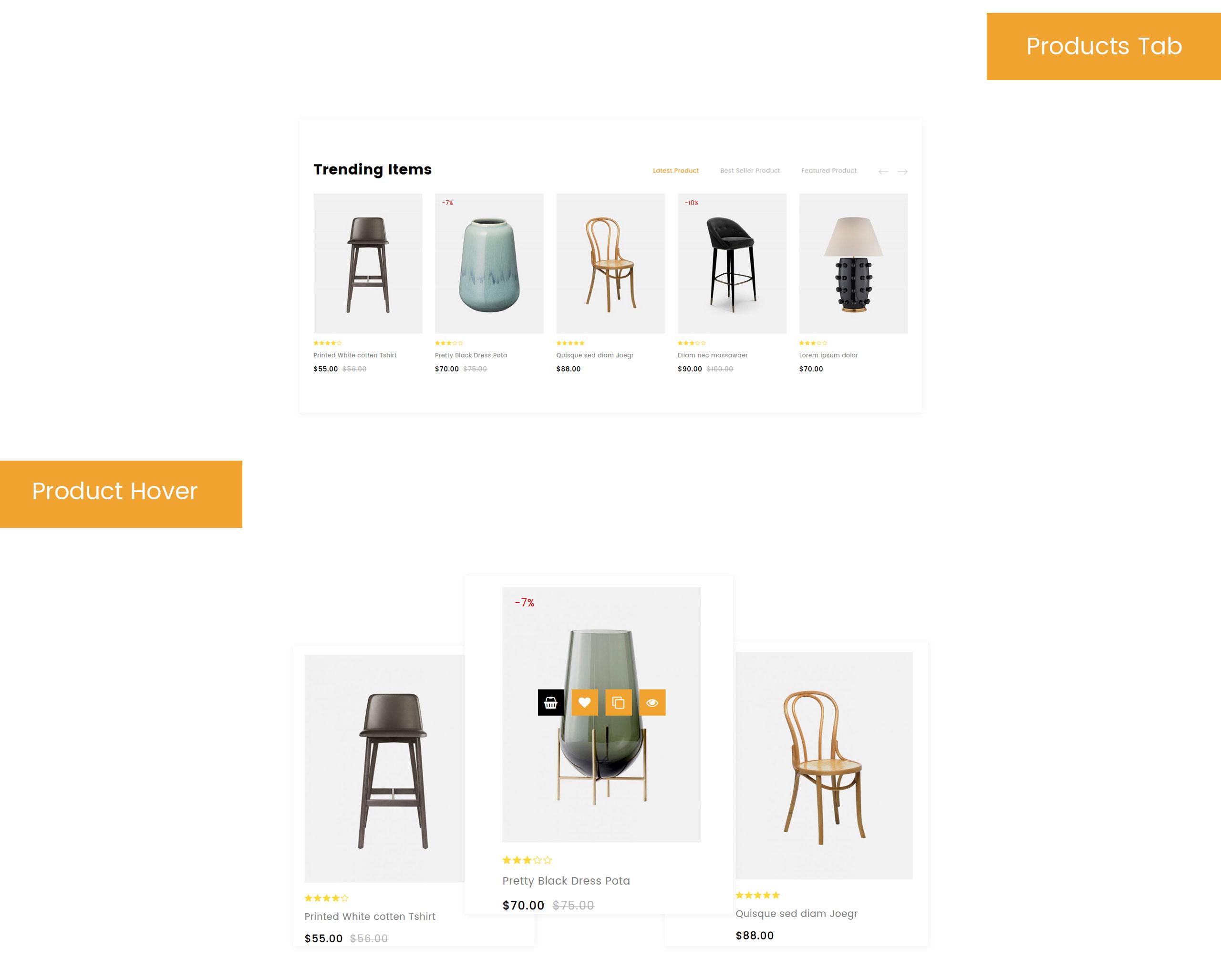 Furlen - Home Decor Store WooCommerce Theme