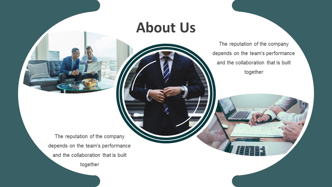 Circulate - Modern Business PowerPoint Template