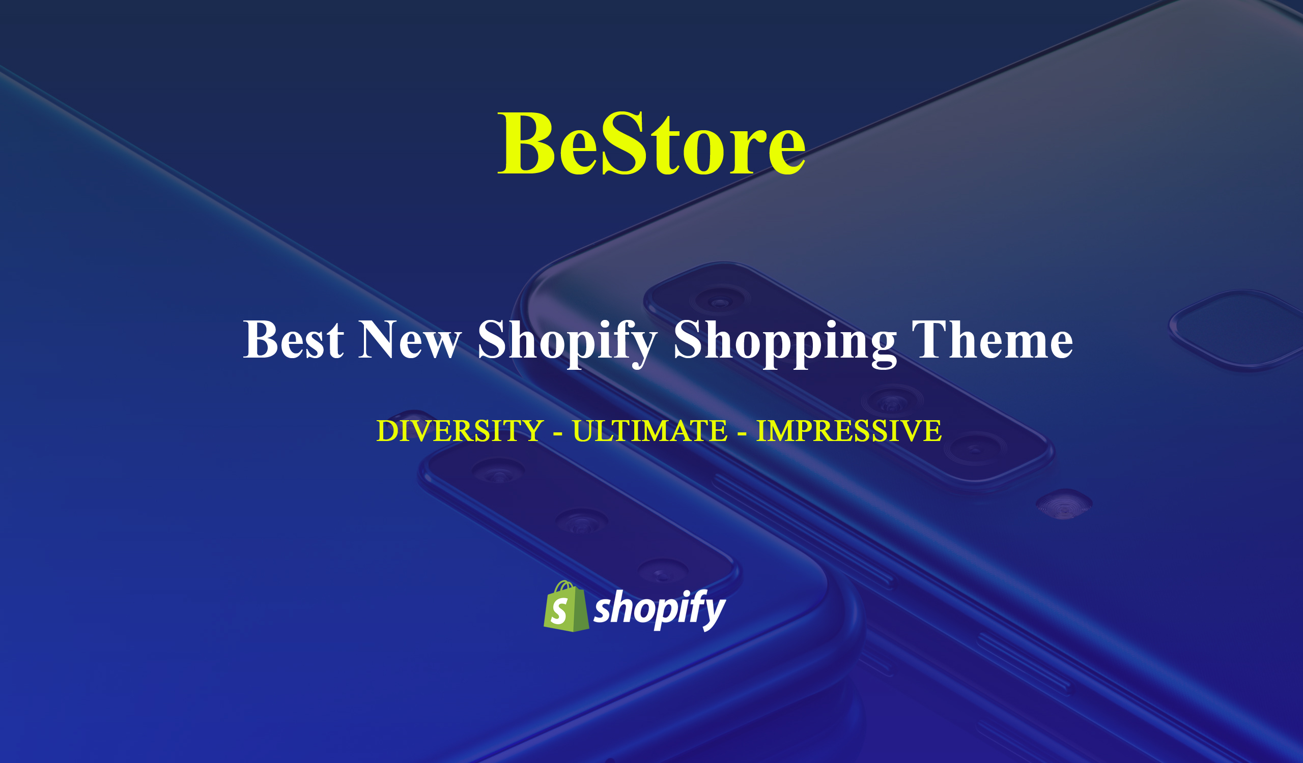 BeStore - Multipurpose Shopify Theme