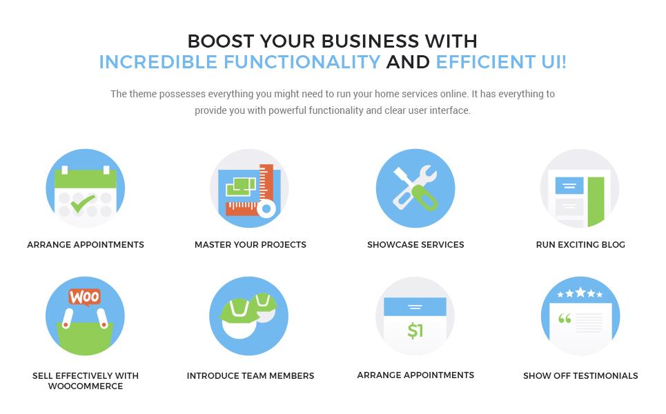 TruShine Laundry Service WordPress Theme
