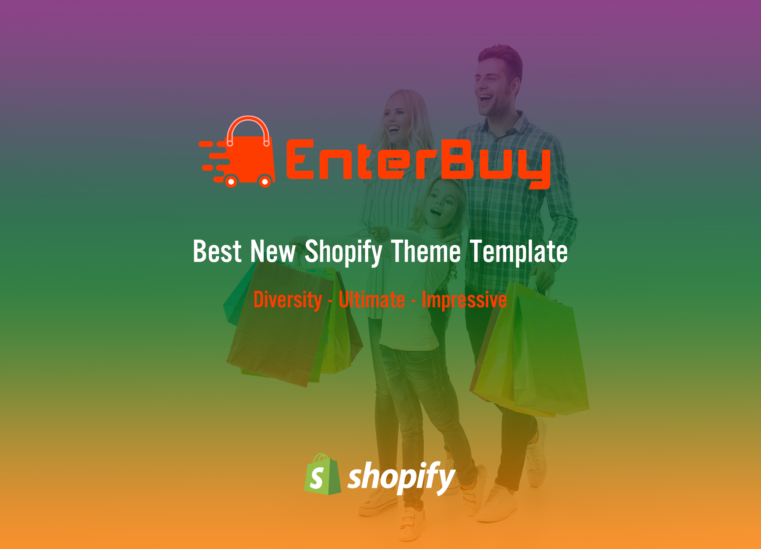EnterBuy - Multipurpose Shopify Theme