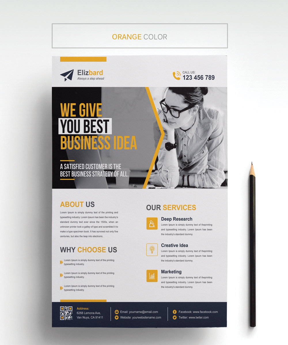 Corporate Business Agency - Corporate Identity