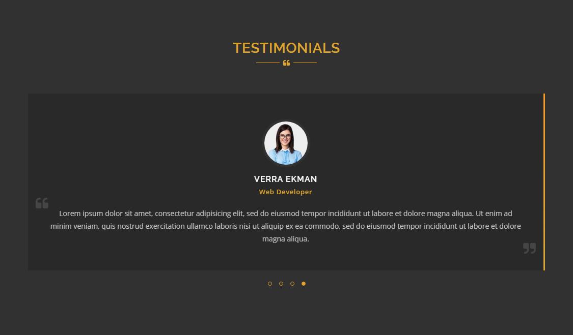 Hayir - Responsive Personal Portfolio Landing Page Template