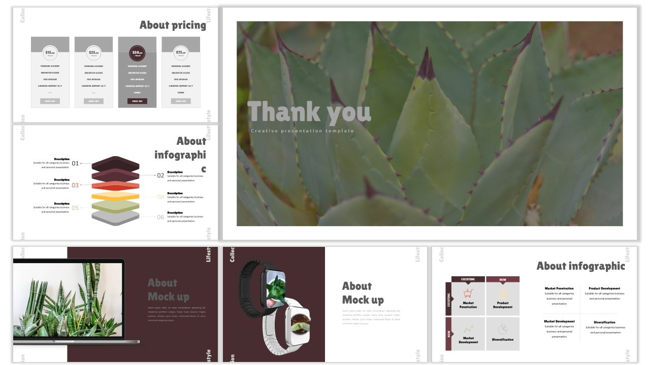 Enthused PowerPoint Template