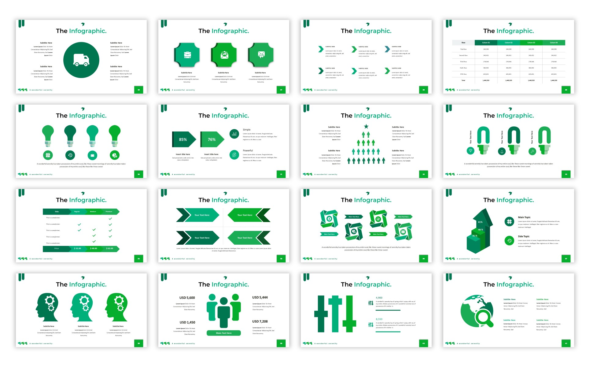 Energix Business Presentation PowerPoint Template