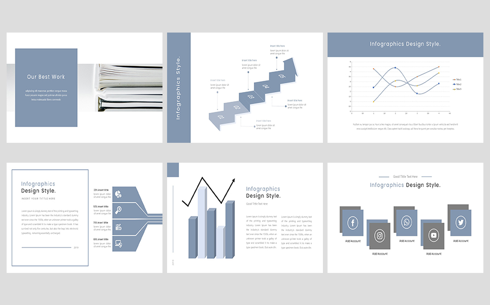 Miracle Creative Business PowerPoint Template