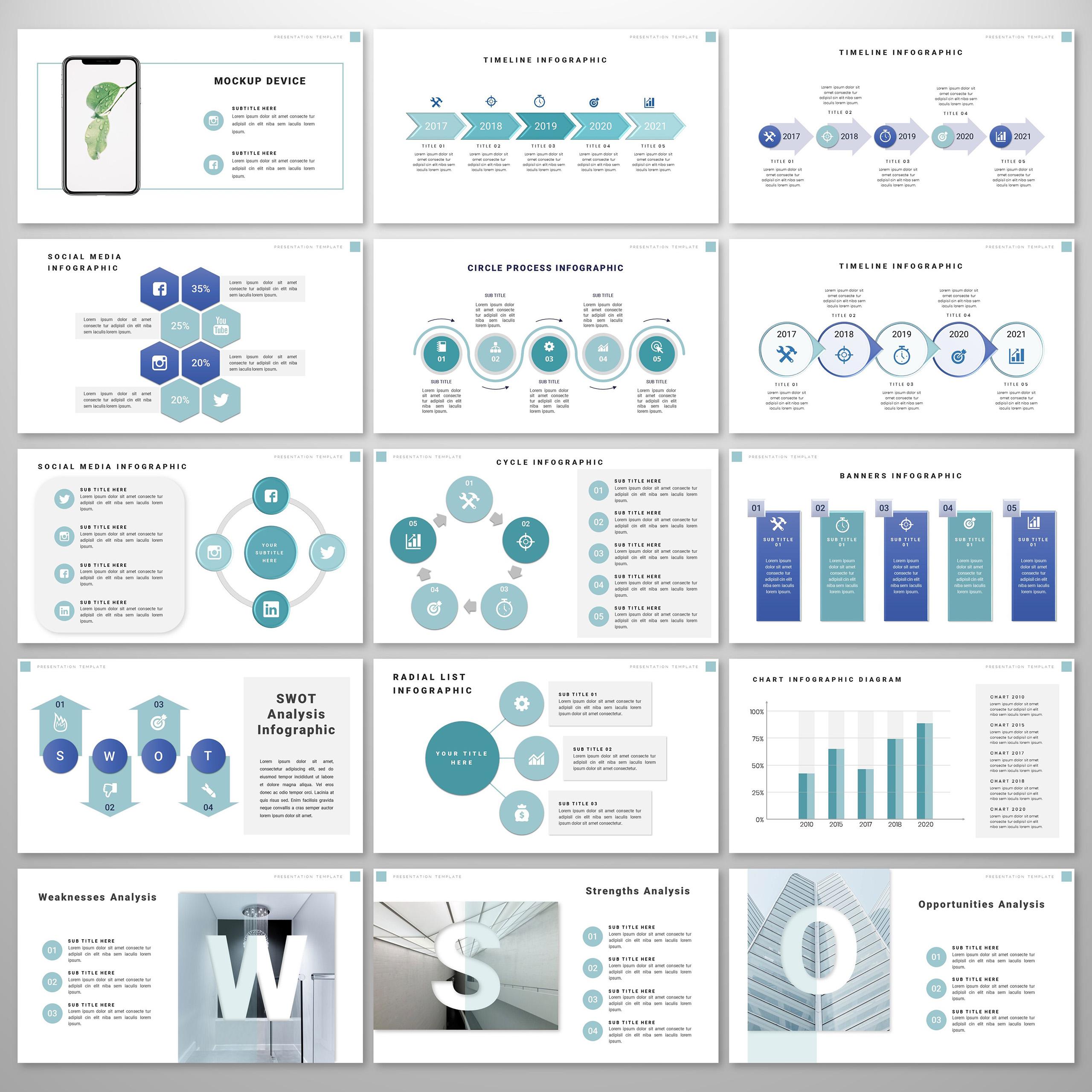 Gilli Minimalist PowerPoint Template