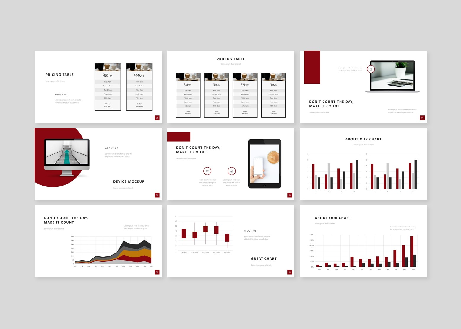 Krono Security Creative Business PowerPoint Template