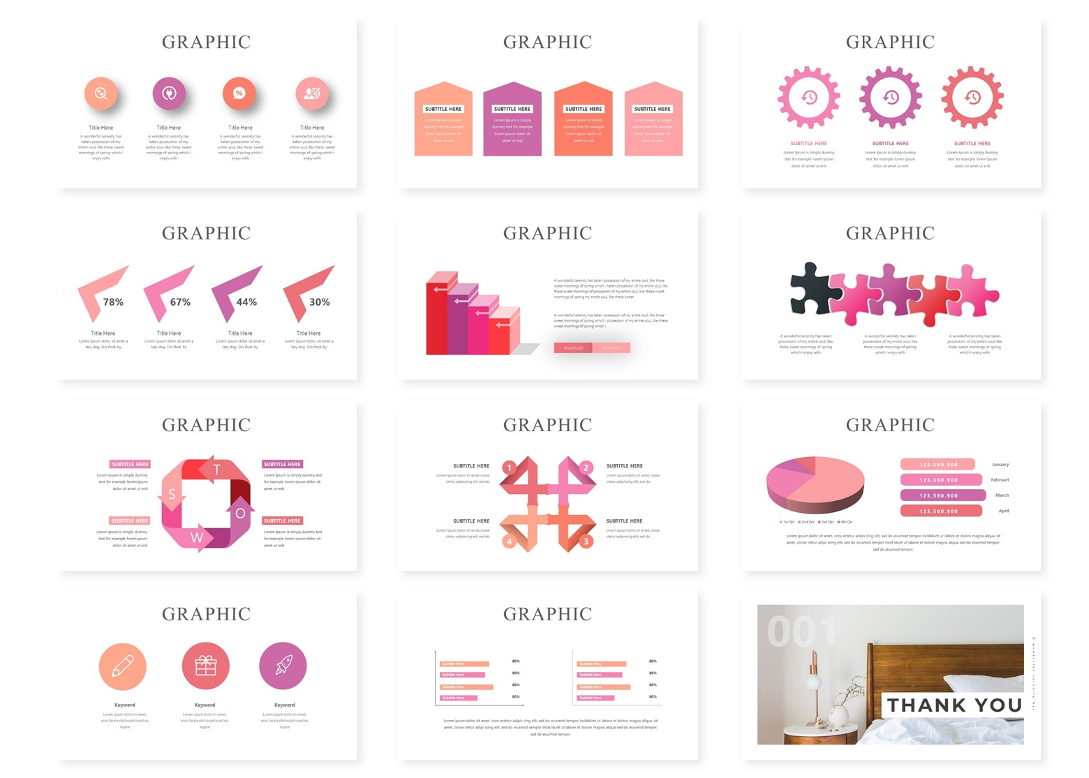 The Miniml | PowerPoint Template