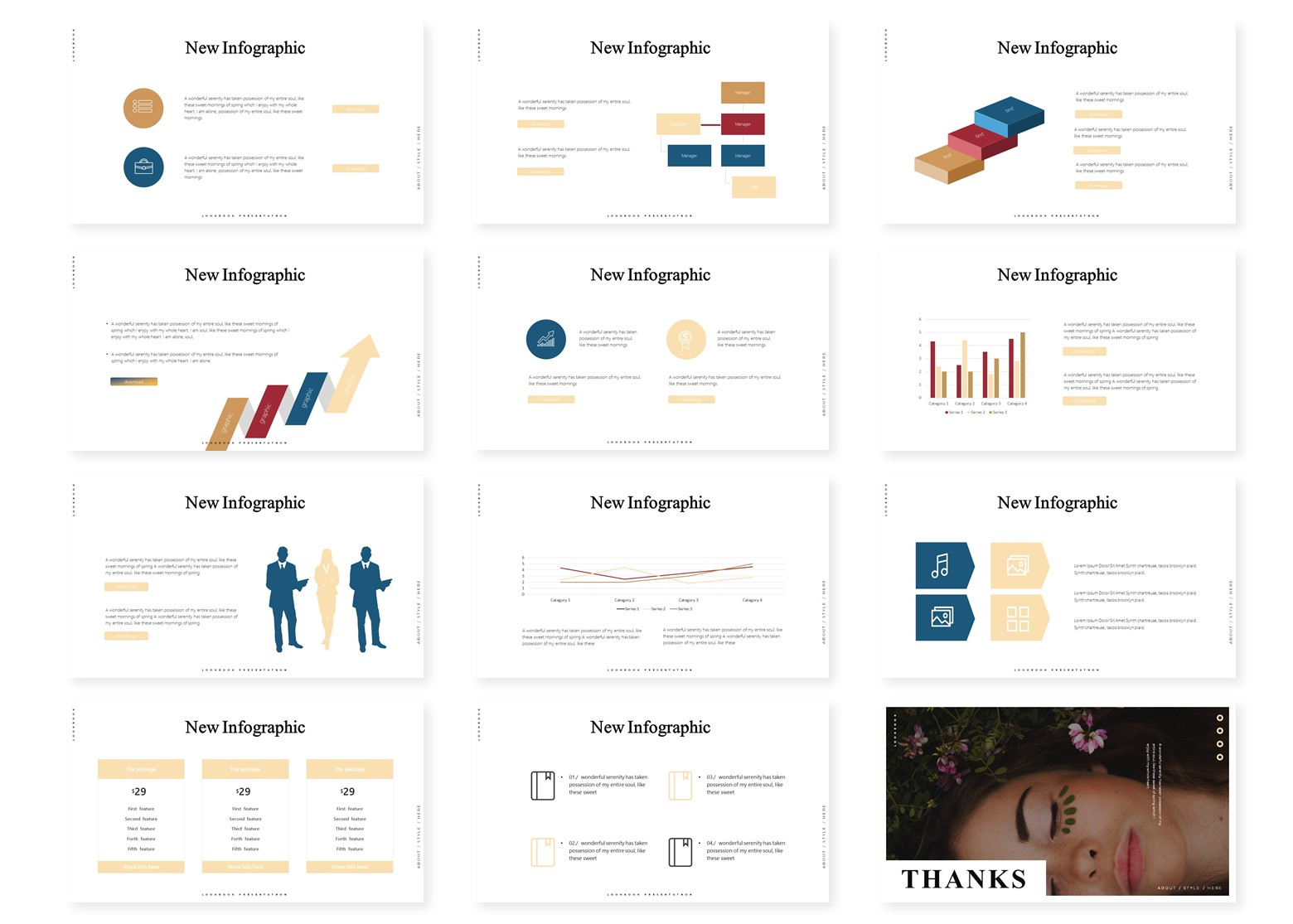 Styling | PowerPoint Template