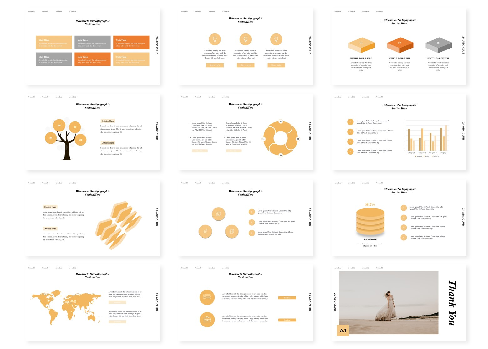 Expressing | PowerPoint Template