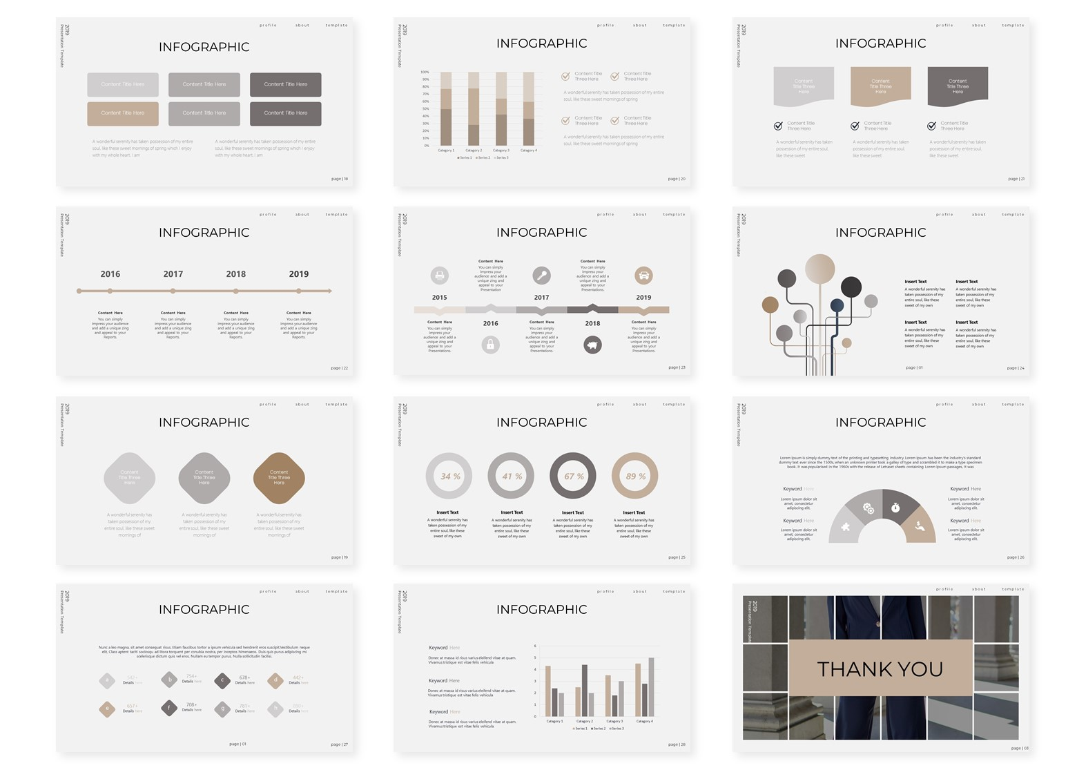 Modeling | PowerPoint Template