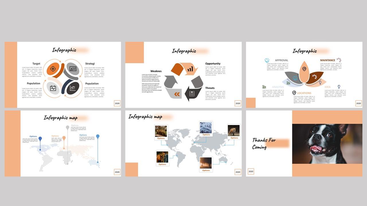 LEHE PowerPoint Template