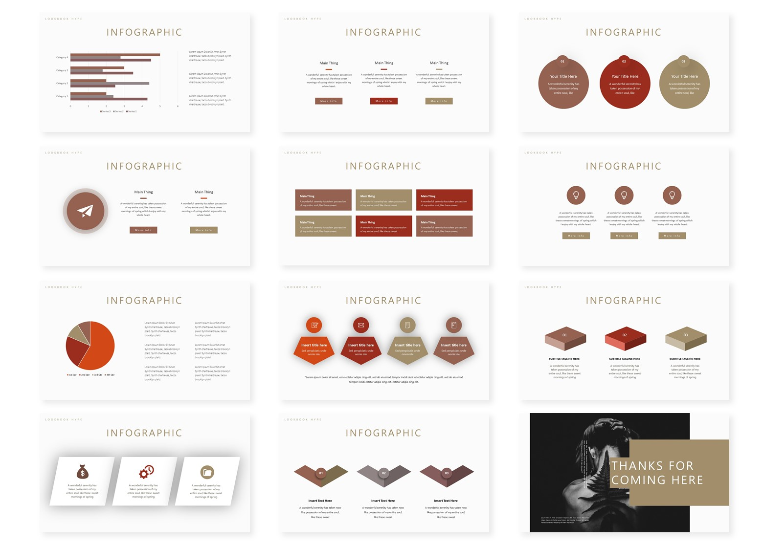 Lookbook | PowerPoint Template
