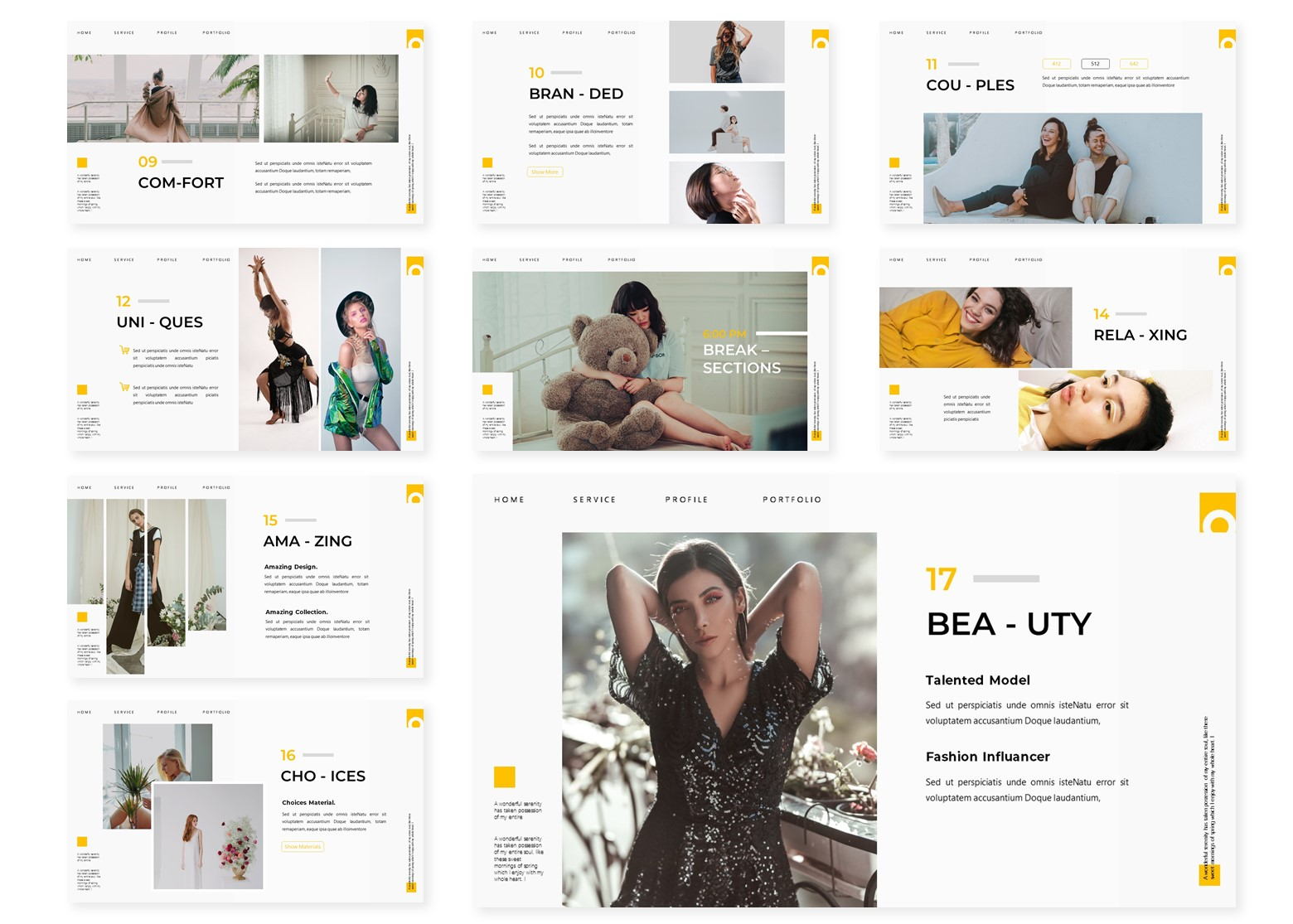 Simplrly | PowerPoint Template
