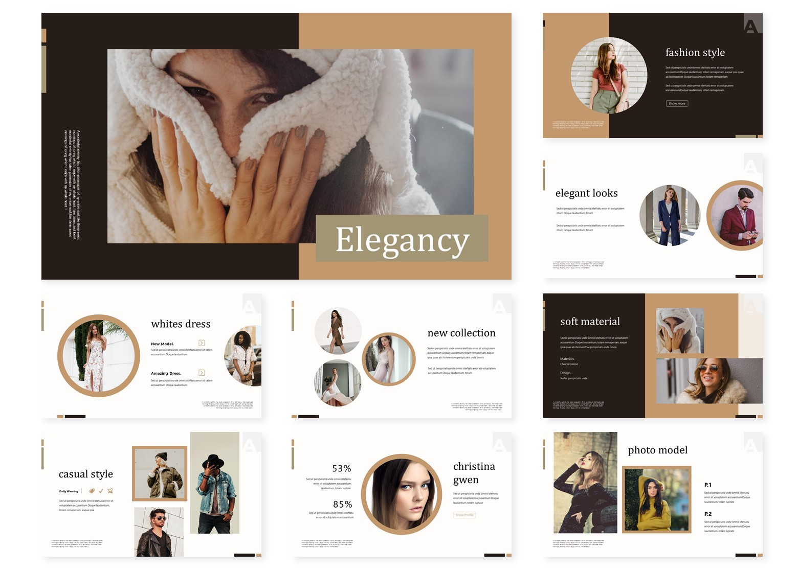 Elegancy | PowerPoint Template