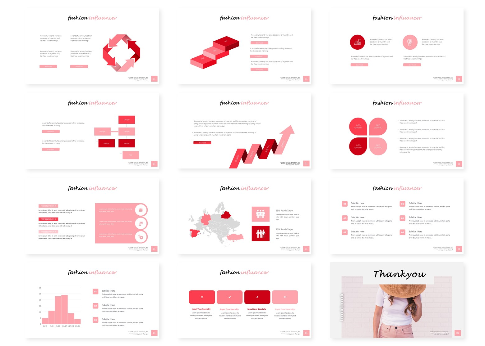 Casssuality   PowerPoint Template