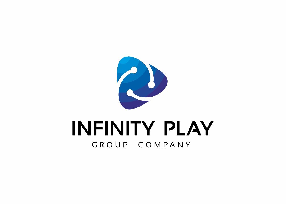 INFINITY PLAY - Logo Template