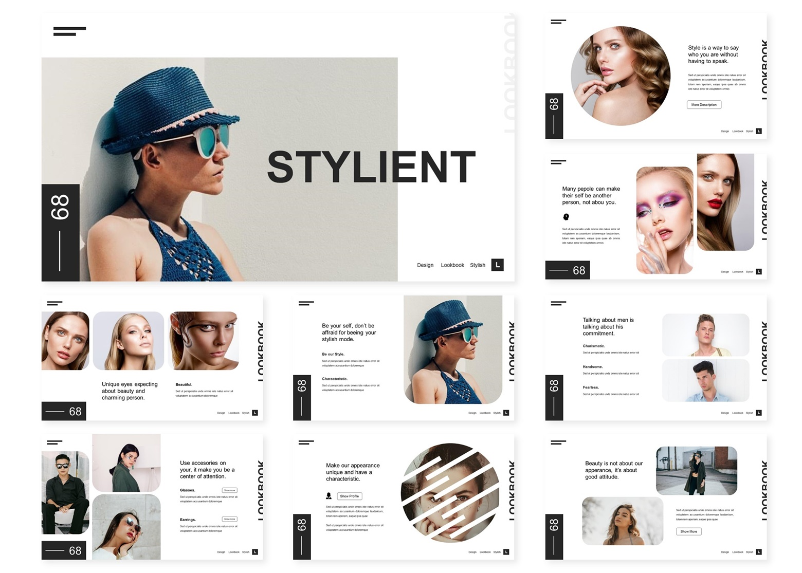 Stylient | PowerPoint Template