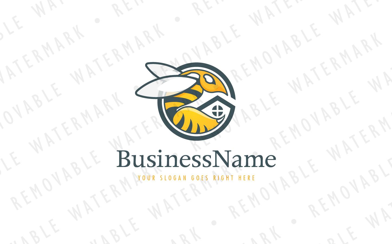 Hornet Real Estate - Logo Template