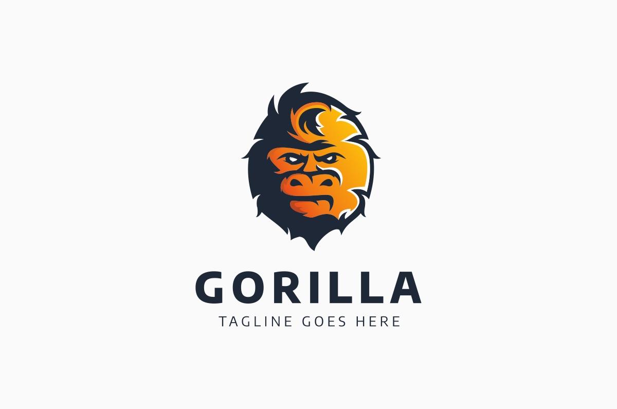 Gorilla - Logo Template