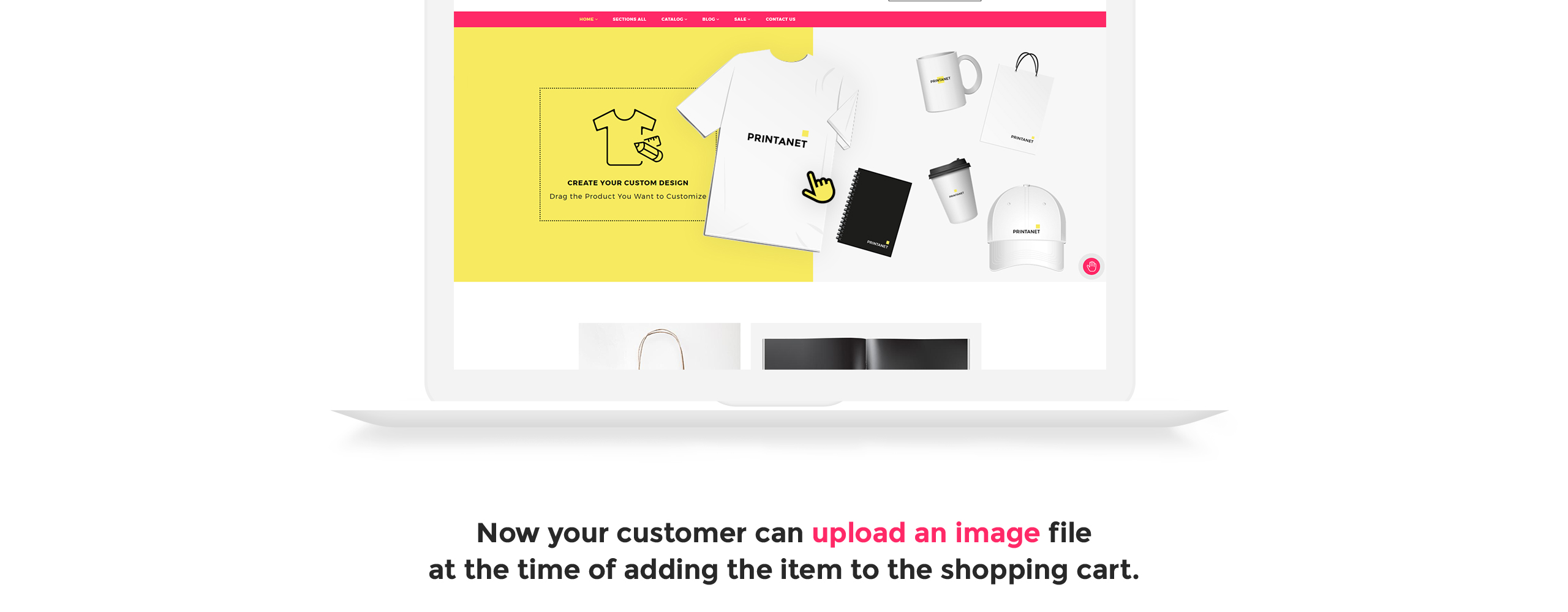 Printanet - Accessories Online Store Shopify Theme