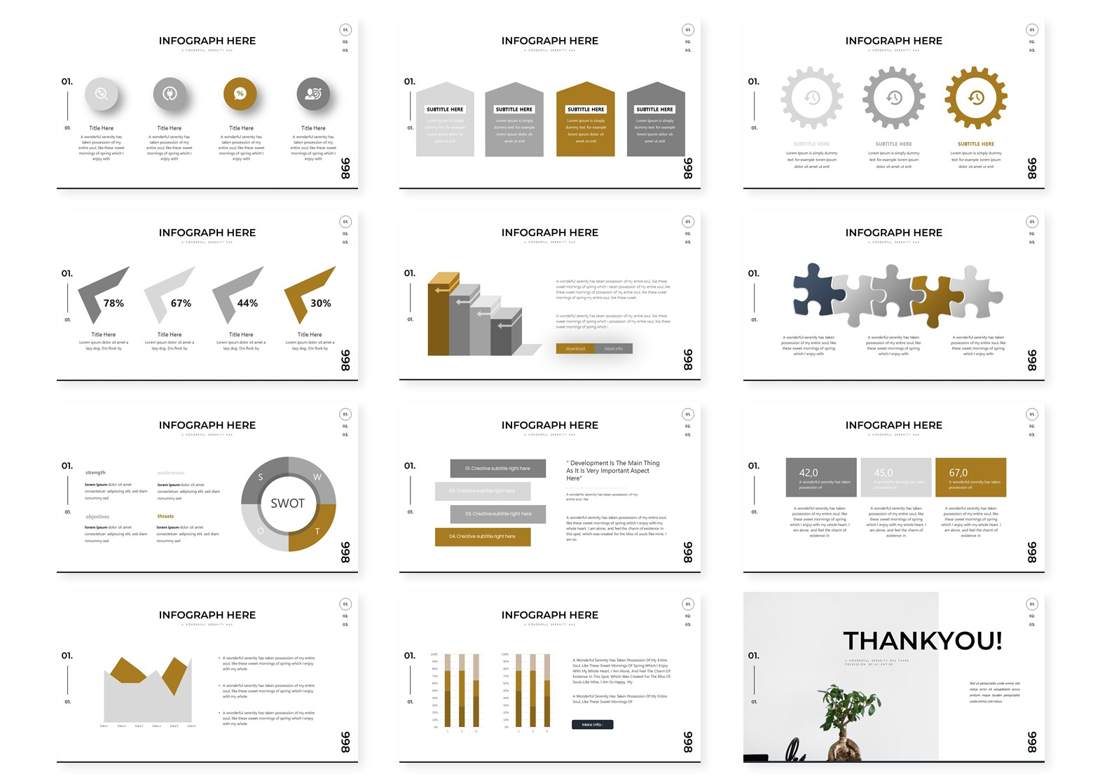 Goregeous | PowerPoint Template