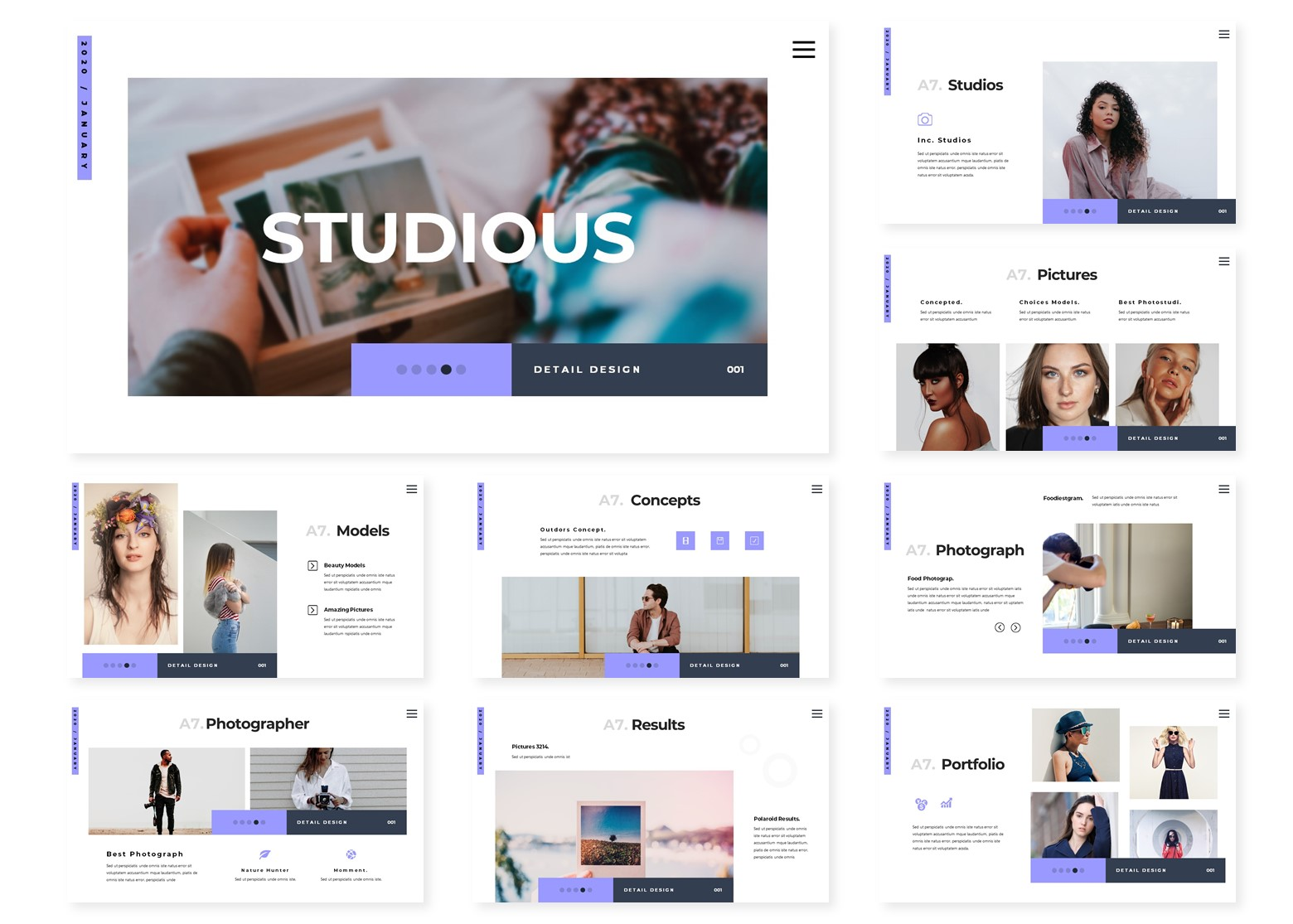 Studious | PowerPoint Template