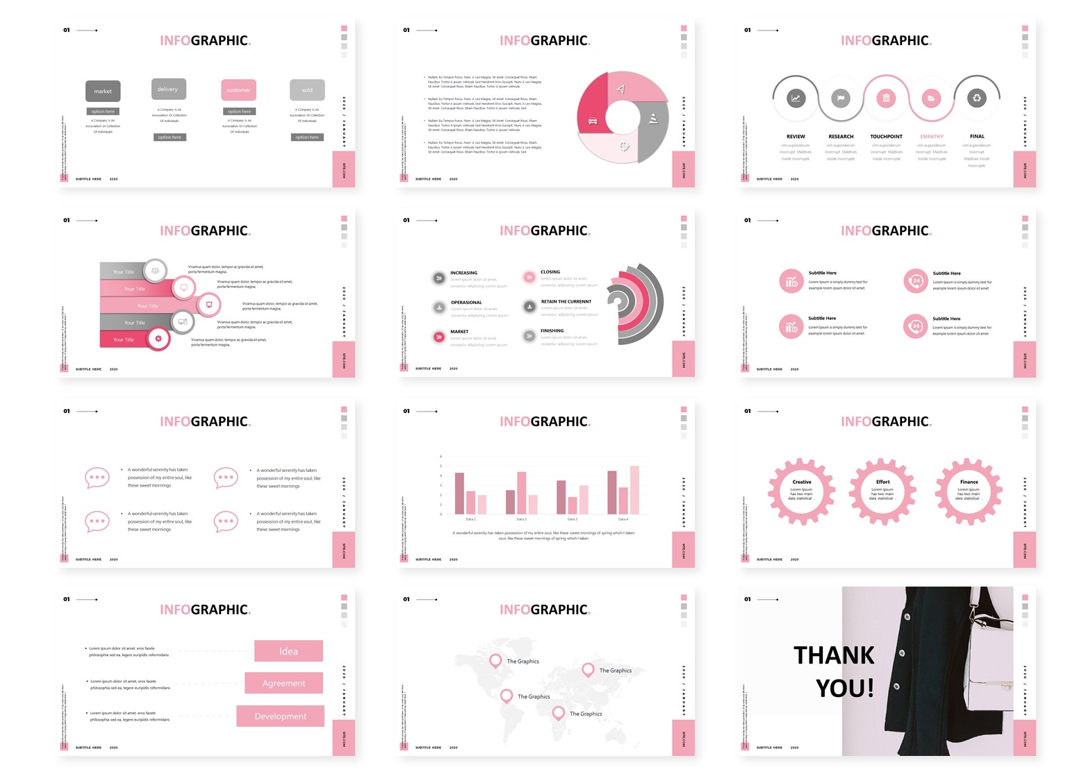 Catalogue | PowerPoint Template