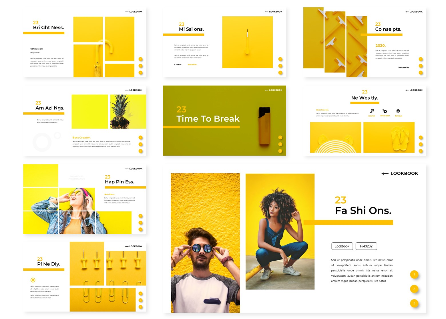 Colouriest | PowerPoint Template