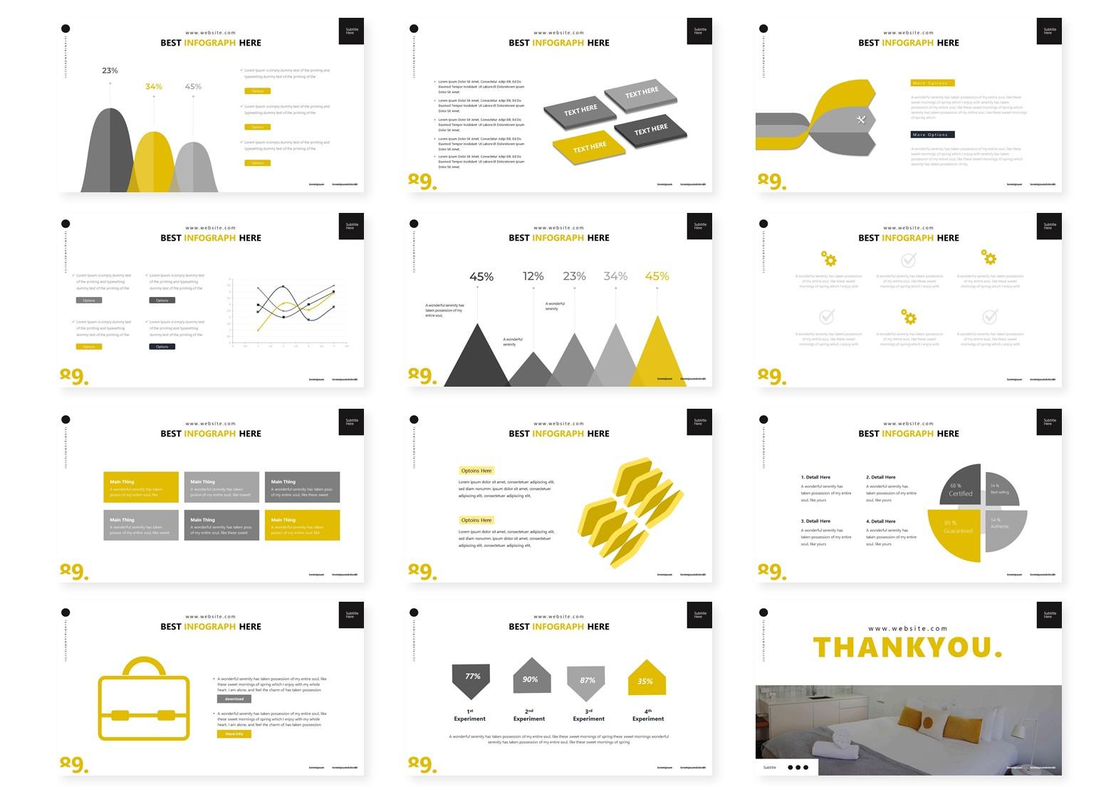 Furnities   PowerPoint Template