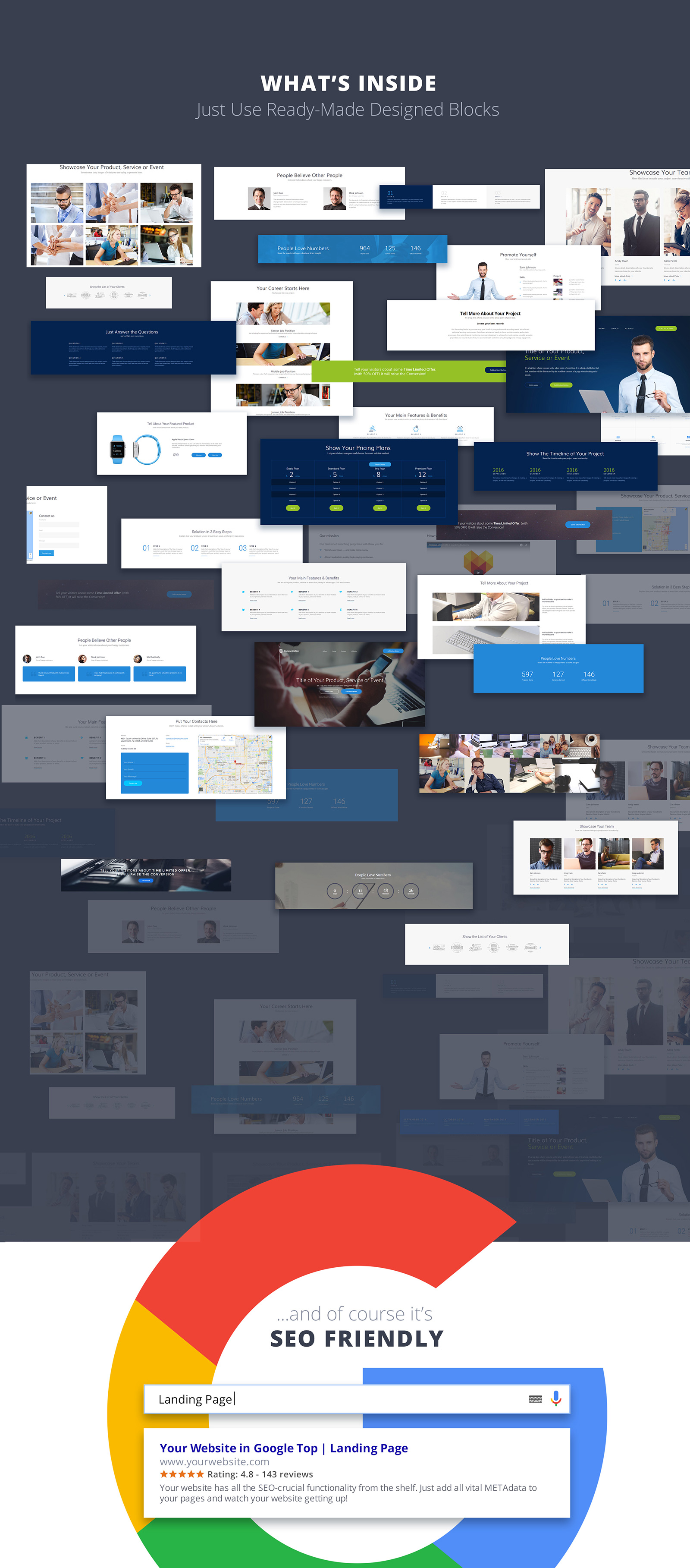Zoom Express - Delivery Landing Page Template