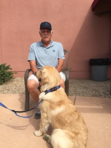 Ron and Sully Service DoginTraining