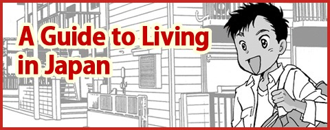 Living in an apartment in Japan